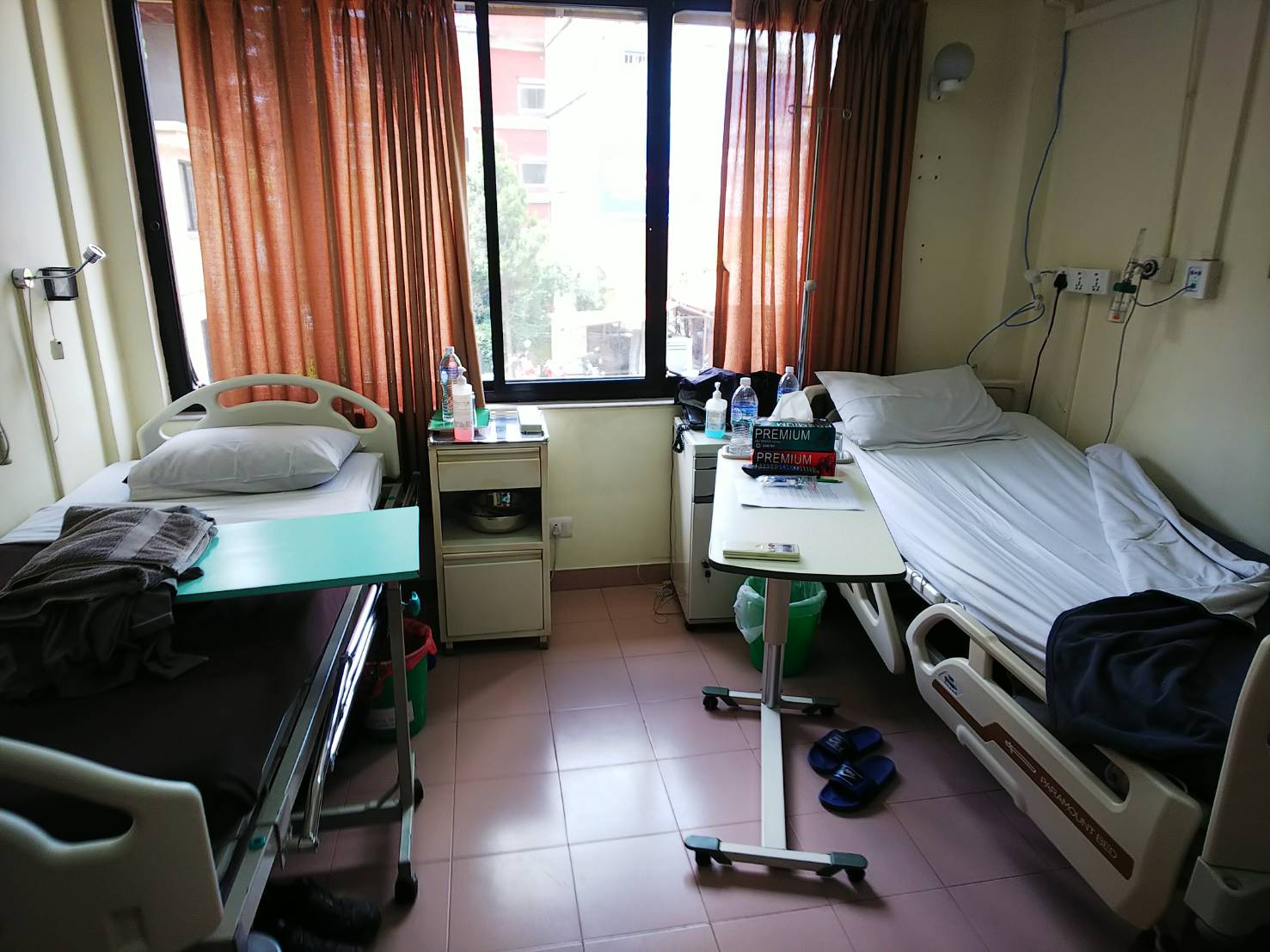 ネパールの総合病院CIWEC Hospitalで実際に受診した感想!
