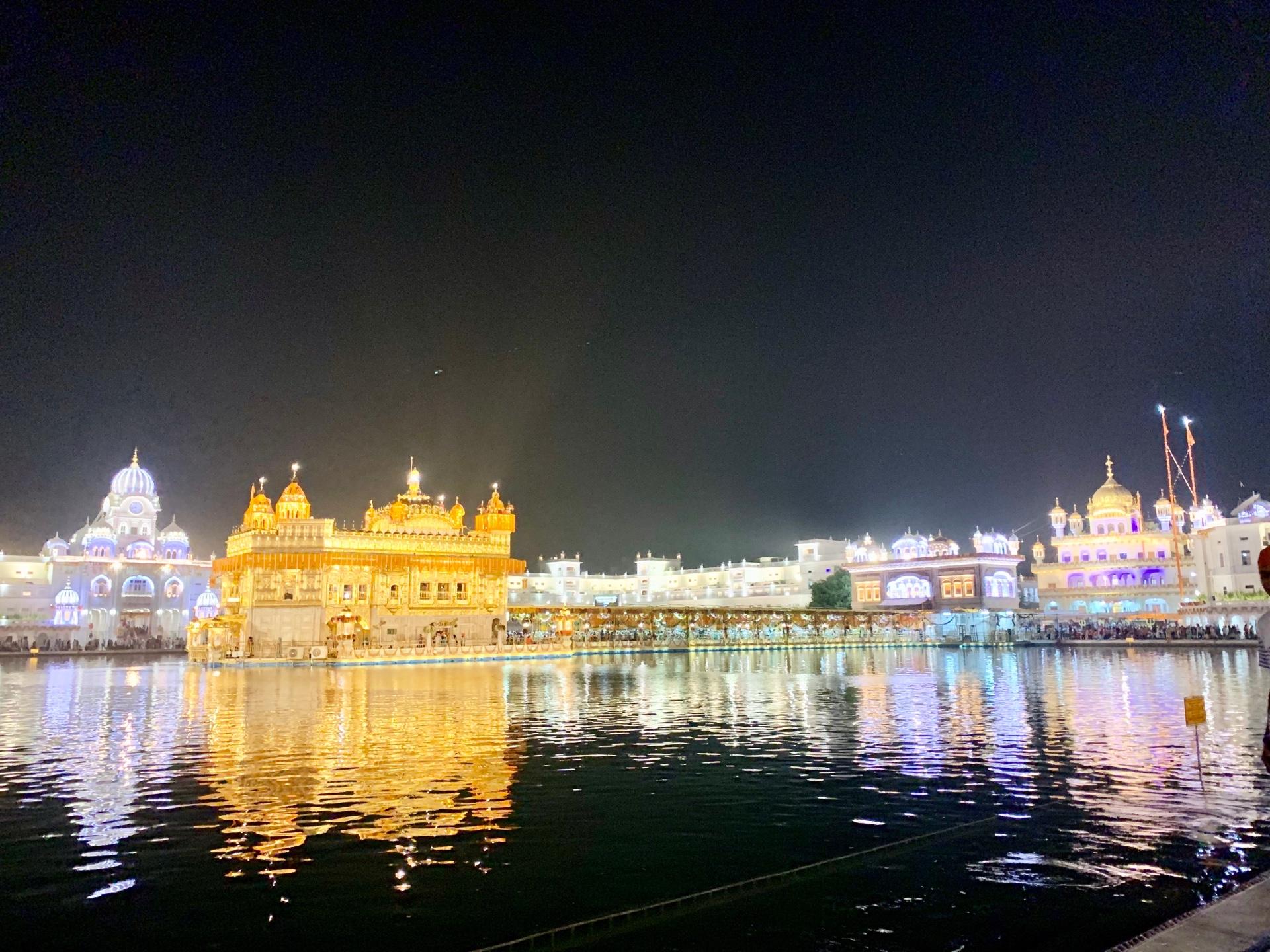 インドで一番好きな街。ヨーロッパの輝きを放つアムリトサル。