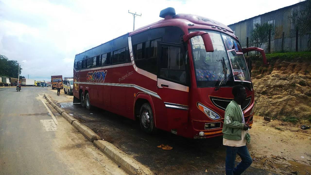 モヤレからナイロビにバスで行く方法の徹底解説!