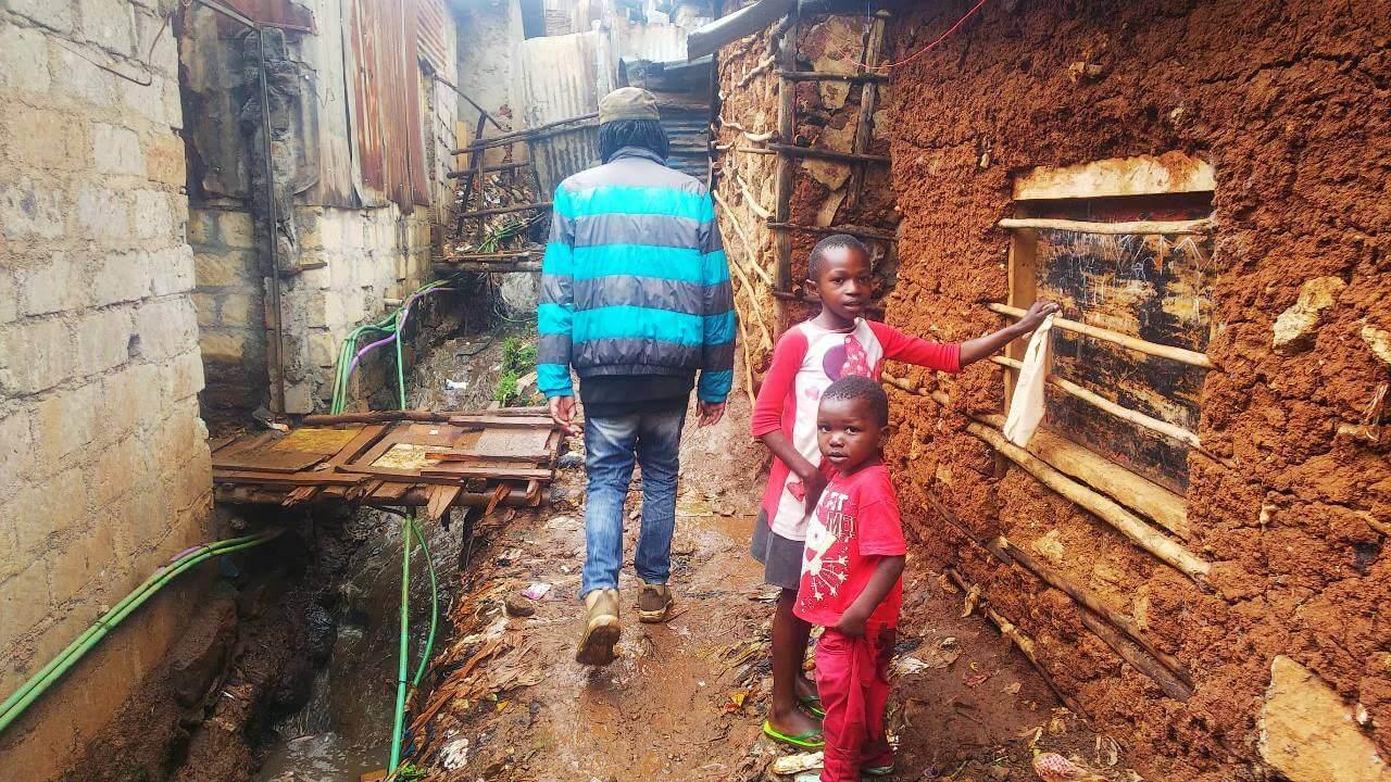 ケニアの闇と生きる世界