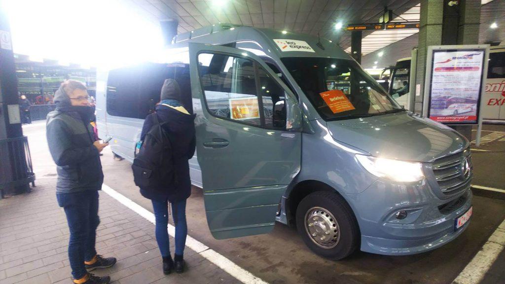クラクフからスピシュ城へバスでの行き方の徹底解説!