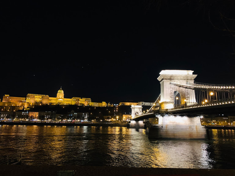 ブダペストの夜景は宝石箱!街ブラ後編