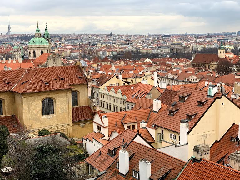 【プレハネ27カ国目】中世?刺激的すぎ?なチェコのプラハを観光!