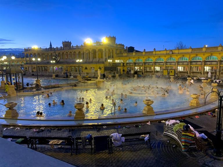 【プレハネ30カ国目】温泉大国のハンガリーで芯から温まる!