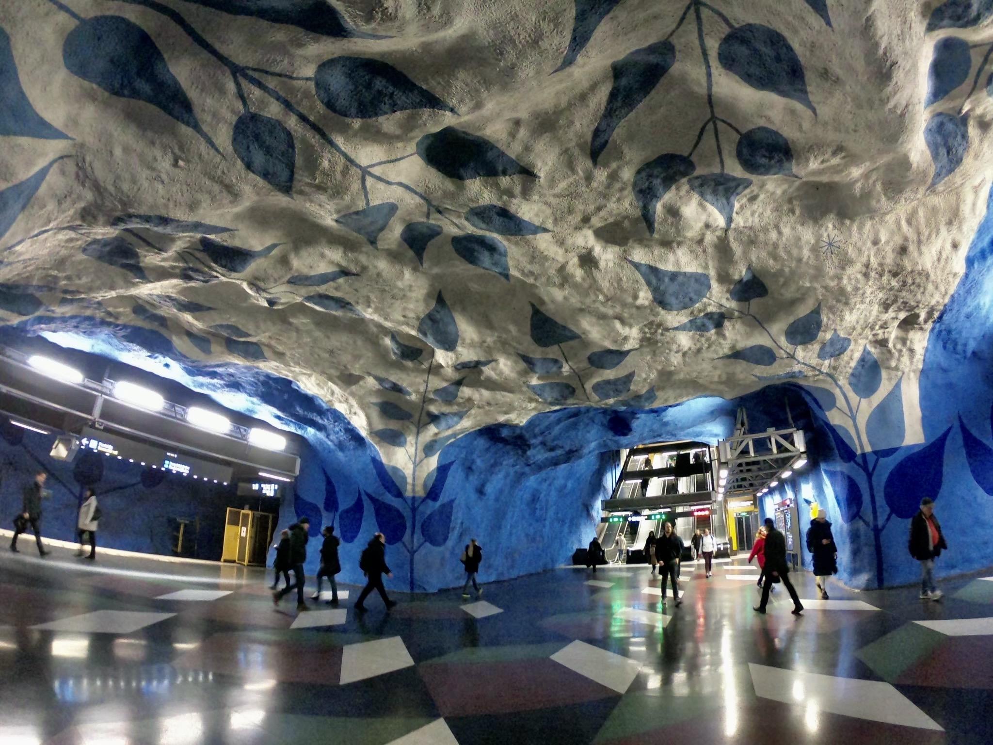 世界一長い美術館は駅⁉またもクレジットカード不正利用⁉