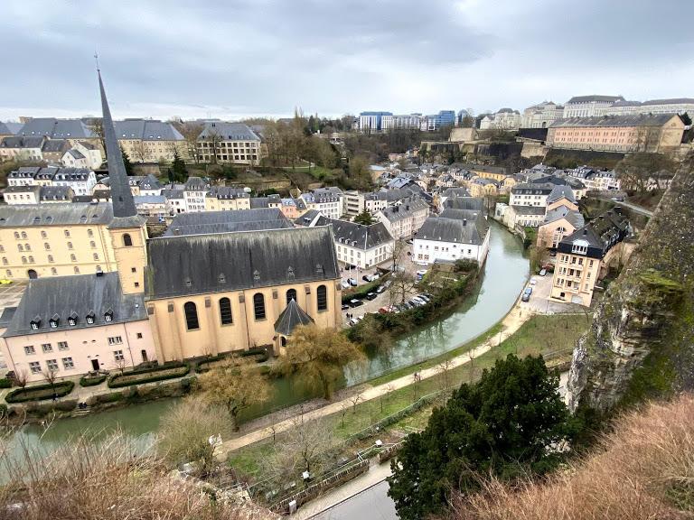 【プレハネ42か国目】世界一裕福な国ルクセンブルグへ行ってみた!