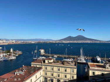 イタリアに鹿児島!?ナポリを見てから死ねと言われるので、いざナポリへ!