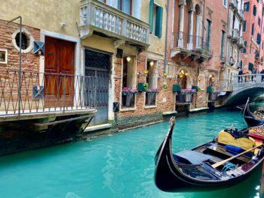 水の都!憧れのベネチアを散策